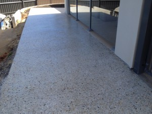Non-Slip in Water-Based Polyurethane Sealer
