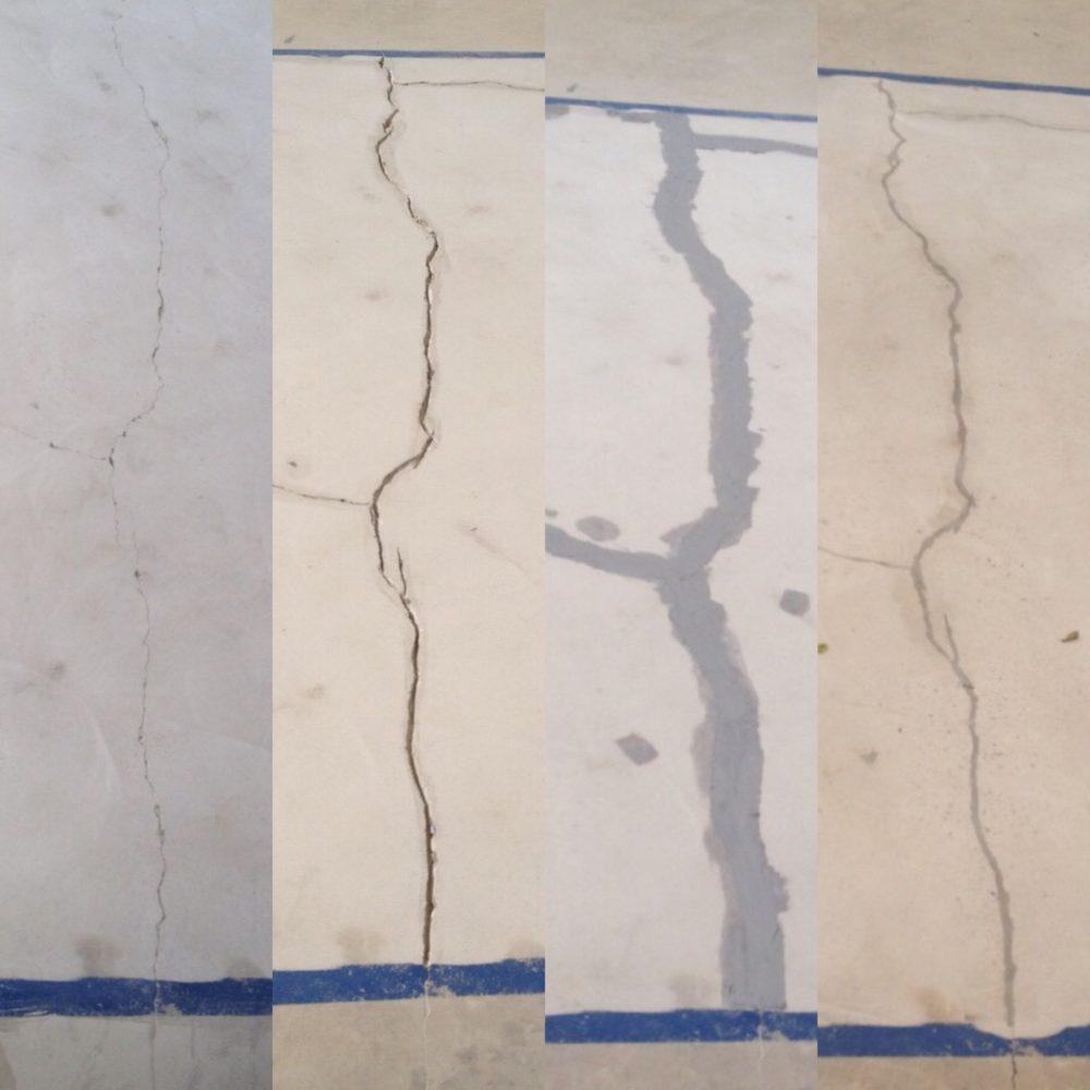 Professional Crack Repair Process
