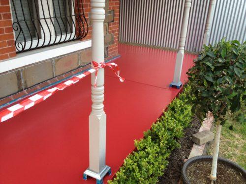 Heritage Porch Non-Slip Coating