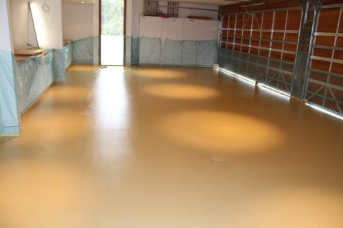Textured Garage Floor Coating