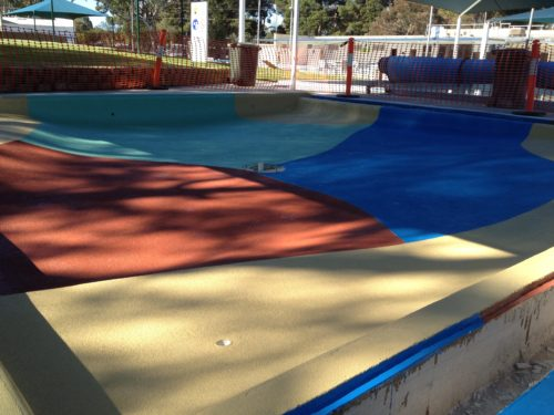 Epoxy Swimming Pool Coating