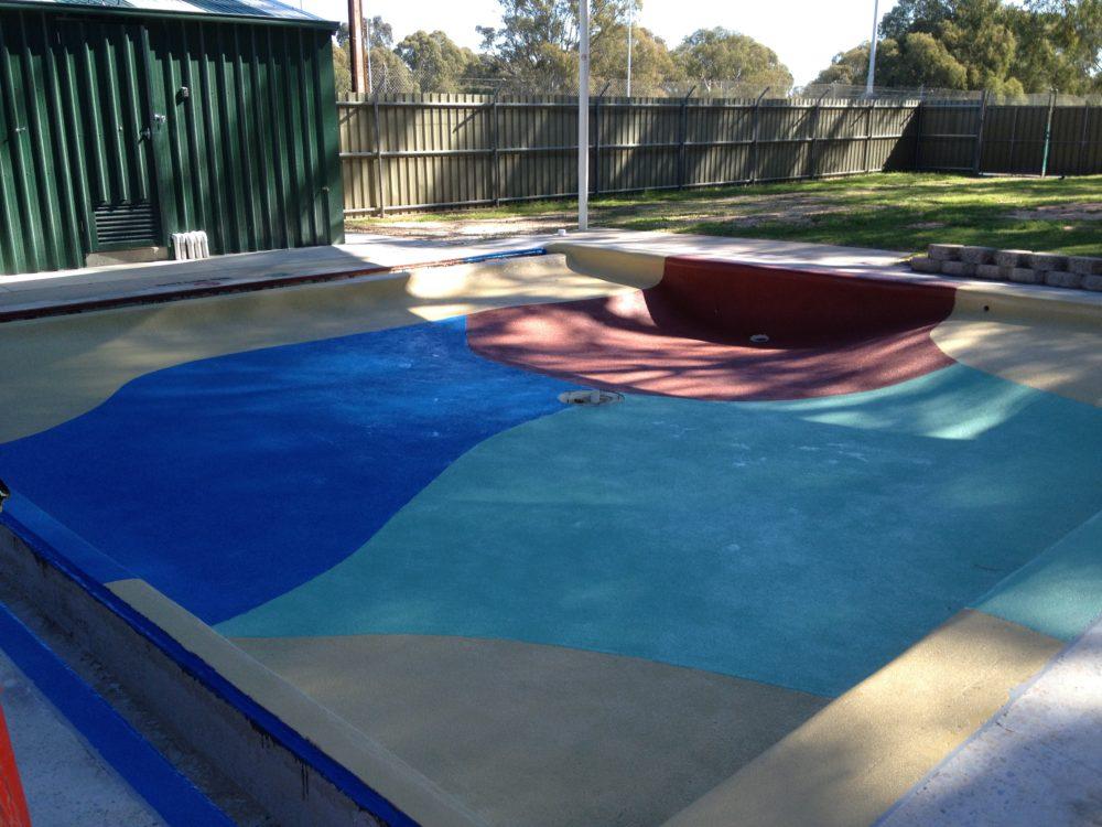 Swimming Pool Coating